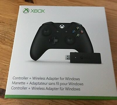 MICROSOFT Xbox Controller 2016 + Wireless Adapter für Windows