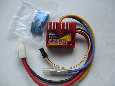 Hitec EZX-R High Frequency Electronic Reversing Speed Controller