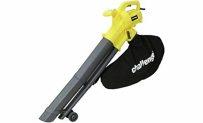 Challenge NEW 2600W Blower And Garden Vacuum RRP 39.99