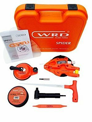 WRD Spider 002S Kit 300W Auto Glass Removal Tool, Cutting fiber line Technology