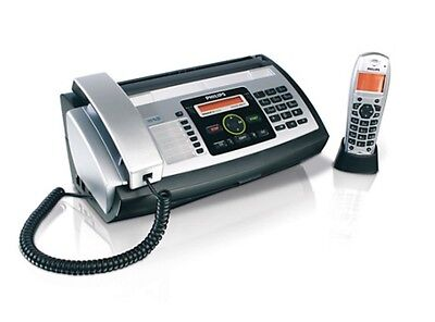 PHILLIPS 685E/GBB  Fax With Answering Machine And DECT With Free P&P