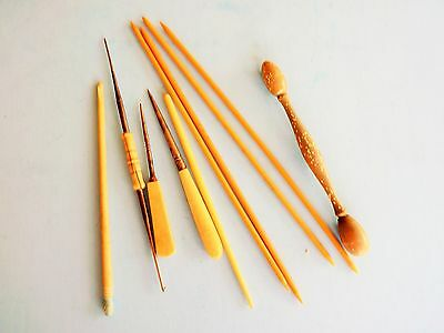 Antique Large Sewing Lot Tools More! Auction #2