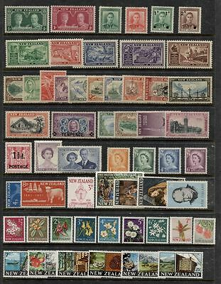 New Zzzealand ****************  Mint Collection **************** Cat. $105