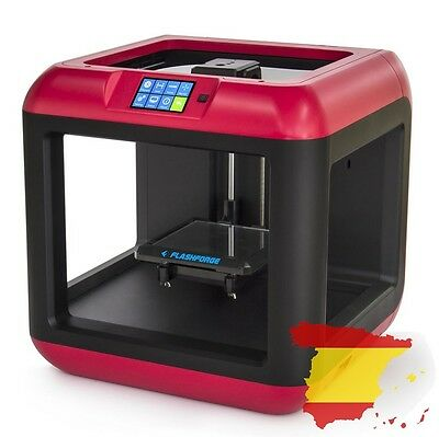 Flashforge Finder - 3D printer with easy calibration and Wi-Fi