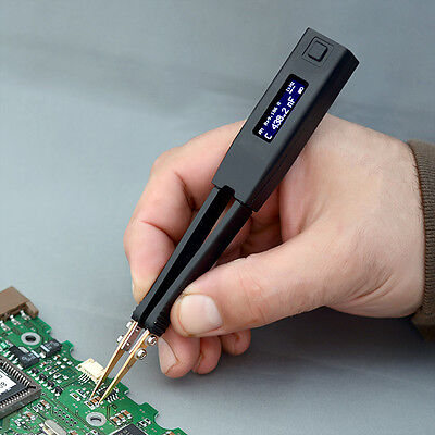Smart Tweezers ST5S Pro LCR ESR Meter Multimeter Capacitor Tester Probe ST-5S