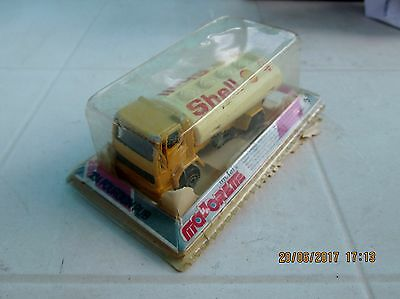 "Majorette - Camion Citerne Truck Ford ""shell"" - 245 - 1/60 - Made In France"