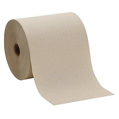 "Georgia-Pacific Envision 26301 Brown Hardwound Roll Paper Towel, WxL 7.87"" x of"