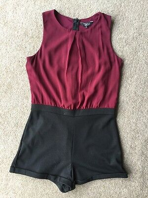 Girls New Look Playsuit, 14 Years, Ex Cond
