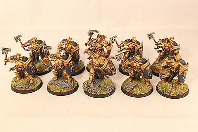 Warhammer Stormcast Liberators Pro Painted