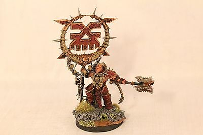 Warhammer Age of Sigmar Khorne Bloodsecrator Pro Painted
