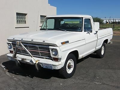 1968 Ford F-100  ford truck
