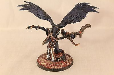 Warhammer Chaos Daemons Lord of Change Well Painted