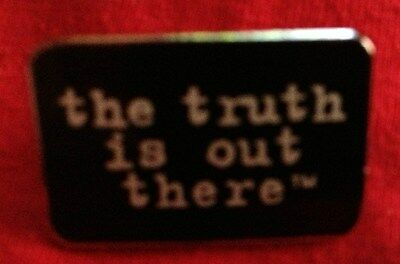 """X-files """"The Truth is Out There""""  Pin"""