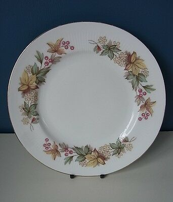 "LOVELY ROYAL STANDARD BONE CHINA ""LYNDALE"" - SALAD PLATE - 8"" Diam - VGC"