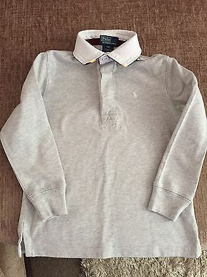Ralph Lauren long sleeve polo, Age 4, Great Condition