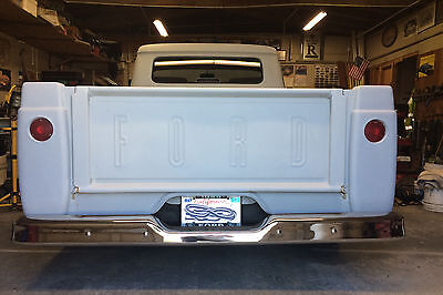 1959 Ford F-100  ford f100 1959 7000miles short bed clean