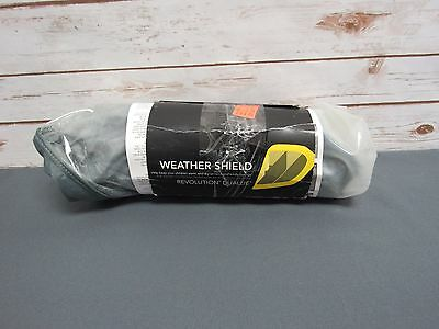 BOB Weather Shield for Duallie Revolution/SS Strollers - B