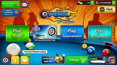 8 Ball Pool Coins 250M + Surprise Bonus Coins - Best Rates & fast delivery