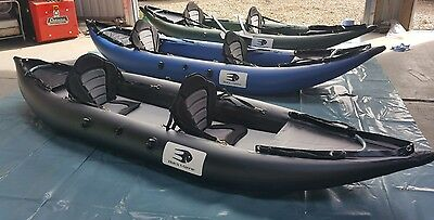 Inflatable 2 man kayak
