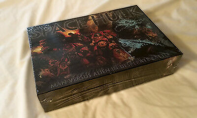 Games Workshop Space Hulk 2014 (4th Edition) complete board game - NEW & SEALED