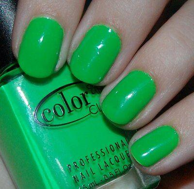 COLOR CLUB: FEELIN' GROOVY AN02 Nail Polish New FREEPOST Australia 15ML