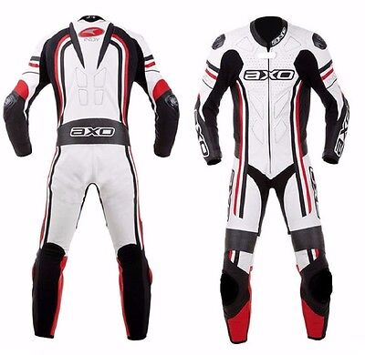 **new** Axo Leather Motorbike Suit [Premium Quality] Cowhide Leather!