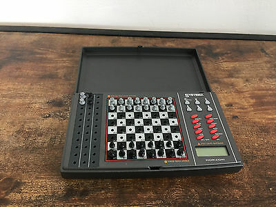 Systema Horizon Chess Computer Game Fully Working Vintage