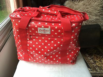 Cath Kidston Insulated Picnic Shopping Baby Bag Large Hand Shoulder Straps