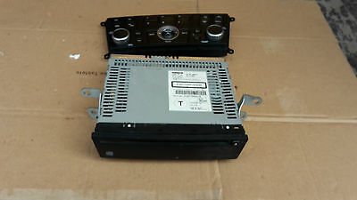 Nissan Almera Tino Audio Control Panel With Cd Player