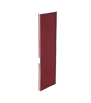 "Magliner 30"" x 12"" Wide Carpeted Frame Panel Fits Over Aluminum Straight Frames"