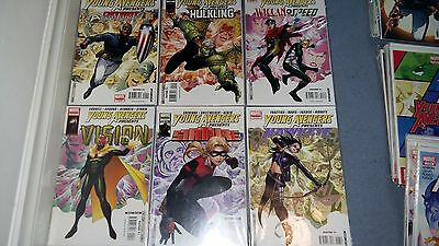 Young Avengers Presents Full Set - Issues #1-6