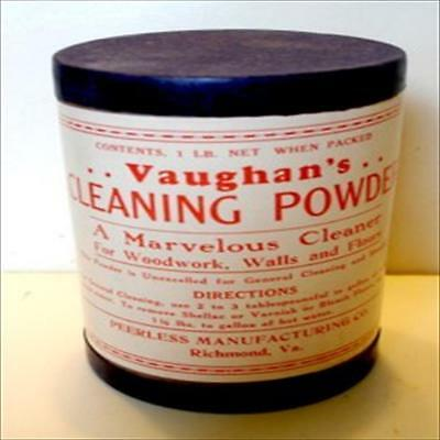 Vaughan's Cleaning Powder Box Full  1 lb.
