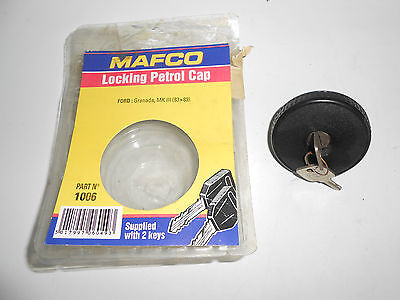 Ford Granada Mk3 83-89.locking Fuel/petrol Cap& 2Keys...mafco 1006