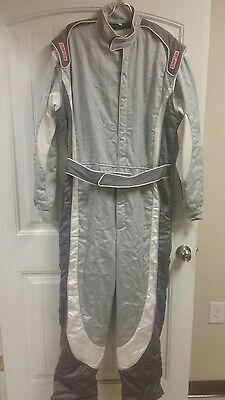Simpson crossover racing fire suit XL only used couple of times