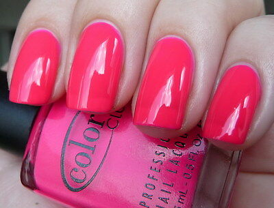 COLOR CLUB: WARHOL #AN13 Nail Polish New FREEPOST Australia 15ML