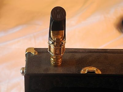 """Otto Link Tenor STM """"Floridated"""" by Morgan Fry .095 with FL Ultimate Ligature"""