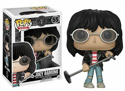 Joey Ramone Funko Vinyl Pop! Rocks Figure #55