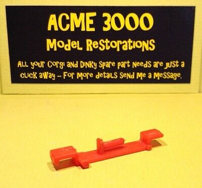 Corgi Major 1106 Mack Truck Reproduction Repro Red Plastic Bonnet Release Catch
