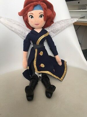 Disney - Zarina The Pirate Fairy In Tinker bell Soft Body Doll