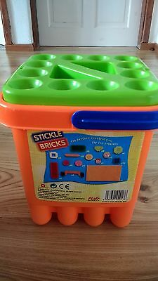 stickle bricks..used but in nice clean condition
