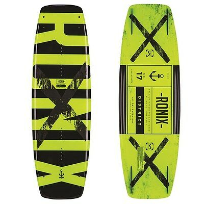 2017 Ronix District Wakeboard 143