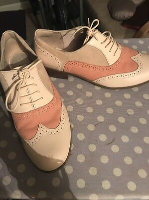 Women's Pink Shoes Size 7 Clarks Worth £70