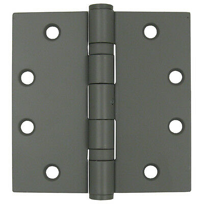 Sa Heavy Duty Commercial Grade Hinge 5-inch 2 ball bearing non-removable pin