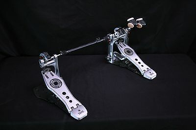 USED Taye Metalworks Double Kick Pedal