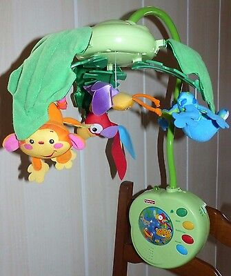 Mobile Jungle Fisher Price