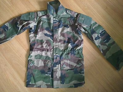 New French Army Foreign Legion Ripstop Felin Jacket 89/96M