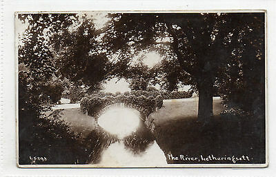 THE OLD BRIDGE , LETHERINGSETT , Nr. HOLT