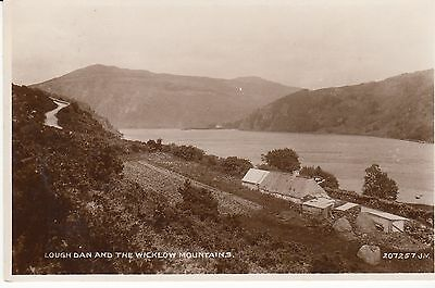 RP  P/C   LOUGH DAN AND THE WICKLOW MOUNTAINS, Co. WICKLOW, IRELAND   1933