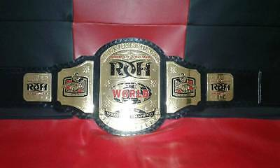 ROH RING OF HONOR Television Wrestling Championship Belt For Champion Replica