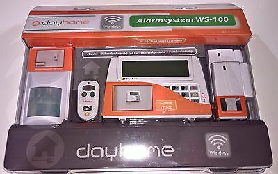 Dayhome Wireless Alarmsystem WS-100 Alarmanlage